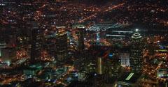Aerial Cinematography of Atlanta